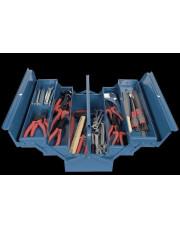 Kuźnia zestaw narzędzi monterskich w skrzynce 1-791-45-006