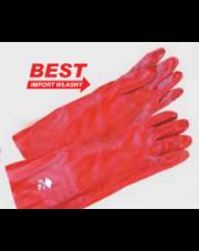 Best rękawice powlekane PVC długie