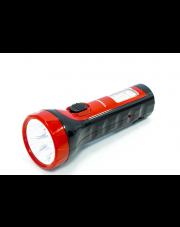 Tiross latarka LED 5+6 LED z ładowarką TS-1138