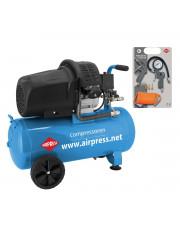 Airpress sprężarka tłokowa HL 425-50 36888