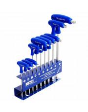 S&R zestaw kluczy imbusowych typu T 10-elementowy 365535010