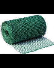Siatka plastikowa ogrodowa zielona 0,8m