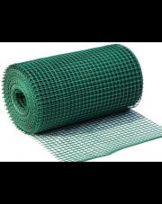 Siatka plastikowa ogrodowa zielona 0,6m