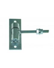 Zawias regulowany 60 M12X110 ocynk ZA-PO-502