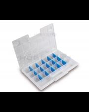 Hogert uniwersalny organizer z regulowanymi przegrodami HT7G022