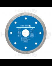 Hogert tarcza diamentowa do glazury 125mm HT6D722