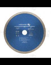 Hogert tarcza diamentowa ciągła 200mm HT6D704