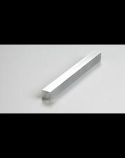 Pręt kwadratowy aluminiowy 12x12mm 1mb PA38