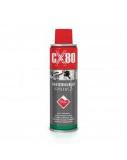 CX80 preparat konserwująco-naprawczy Teflon 250ml spray