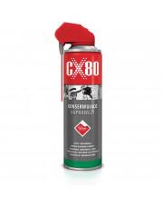 CX80 preparat konserwująco-naprawczy Teflon 500ml duo spray