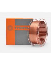 Tysweld drut spawalniczy T20 SG2 1,0mm 5kg T20.006