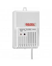 Gazex domowy detektor tlenku węgla i metanu 230V DK-24