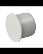 Korek kanalizacyjny 40mm biały