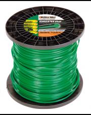 Oleo-Mac żyłka tnąca gwiazdka Greenline 2,7mm 396m 63042011