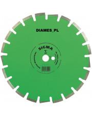 In Corpore tarcza diamentowa tnąca Sigma 500mm 85050