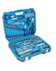 Hogert zestaw narzędziowy 131-elementowy HT1R439