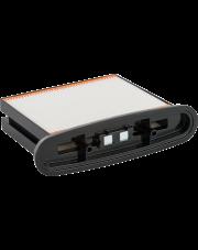 Bosch poliestrowy filtr fałdowany do odkurzacza GAS 25 L SFC Professional 2607432015