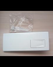 Schwab przycisk spłukujący Tecta biały 241331