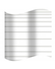 AWD Interior zasłona prysznicowa folia-peva 180x180cm  AWD02101153