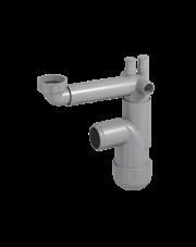 Prevex półsyfon zlewozmywakowy Flexloc pojedynczy FL1-N2NNA-01PL