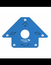 Hogert magnetyczny kąt spawalniczy z otworem do 34kg HT3B650
