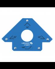 Hogert magnetyczny kąt spawalniczy z otworem do 22,5kg HT3B651