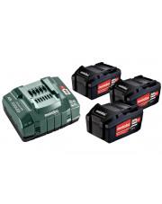 Metabo zestaw akumulatorowy podstawowy 685048000
