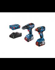 Bosch zestaw GSR 18V-50 + GDX 18V-200 Professional 06019J2220