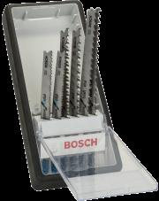 Bosch zestaw brzeszczotów do wyrzynarek Progressor Robust Line 6-elementowy 2607010531
