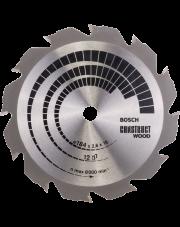 Bosch tarcza pilarska Construct Wood 184x16x2,6mm 2608641200