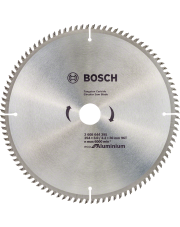 Bosch tarcza pilarska Eco for Aluminium 254x30x3,0mm 2608644395