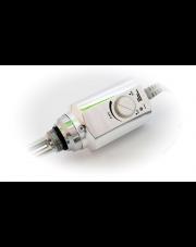 Volux grzałka łazienkowa elektryczna 600W z termostatem chrom RD 10.600CH