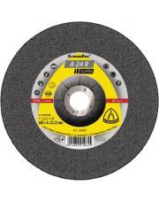 Klingspor tarcza do szlifowania A24R Supra Kronenflex 115x6x22,23mm 231860