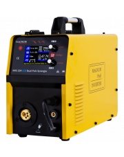 Magnum półautomat spawalniczy MIG 224 LCD Dual Puls Synergia