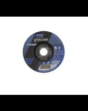 Norton tarcza szlifierska Vulcan Metal Inox 125x6,4x22,23mm 66252925523