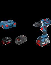 Bosch akumulatorowa wiertarko-wkrętarka GSR 18 V-60 C 06019G1100