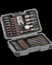 Bosch 43-częściowy zestaw końcówek wkręcających i kluczy nasadowych 2607017164