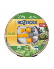 Hozelock wąż ogrodowy Select 12,5mm 20m z zestawem do podlewania 6020