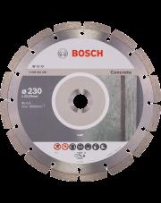 Bosch diamentowa tarcza tnąca Standard for Concrete 230x22,23x2,3x10mm 2608602200