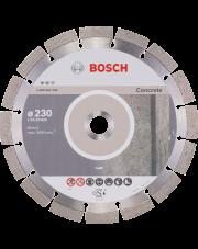 Bosch diamentowa tarcza tnąca Expert for Concrete 230x22,23x2,4x12mm 2608602559