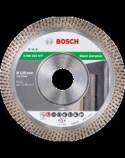 Bosch diamentowa tarcza tnąca Best for Hard Ceramic 125x22,23x1,4x10mm 2608615077