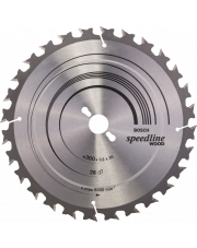 Bosch tarcza pilarska Speedline Wood 300x30x3,2mm 2608640681