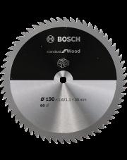 Bosch tarcza pilarska Standard for Wood 190x30mm do piły tarczowej bezprzewodowej 2608837711