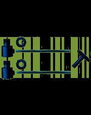 Cersanit zestaw ukrytego montażu K99-0297
