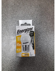 Energizer żarówka Led kulka E27 40W ciepła