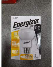 Energizer żarówka led E27 60W R80 ciepła