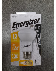 Energizer żarówka led E27 50W R63 ciepła