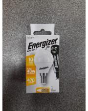 Energizer żarówka led kulka E14 40W ciepła