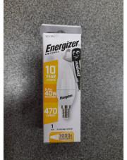 Energizer żarówka led świeca E14 40W ciepła