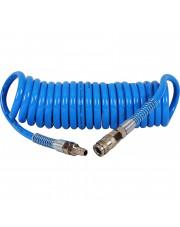 Magnum przewód pneumatyczny spiralny Light Blue 8x5mm 10m